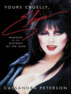 cover image of Yours Cruelly, Elvira
