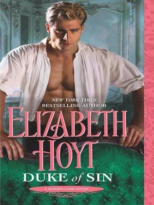 cover image of Duke of Sin