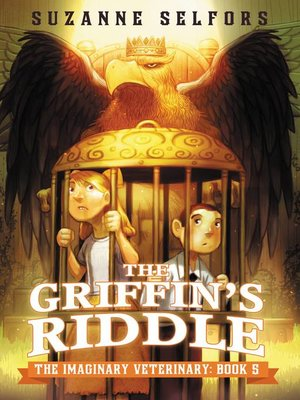 cover image of The Griffin's Riddle