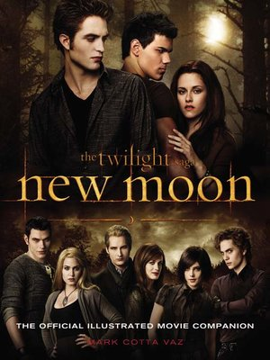 cover image of New Moon: The Official Illustrated Movie Companion