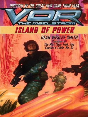 cover image of Island of Power
