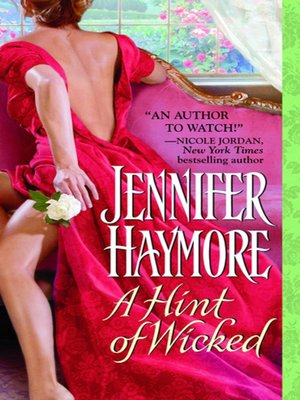 cover image of A Hint of Wicked