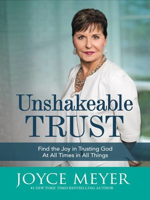 cover image of Unshakeable Trust