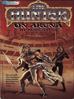 cover image of The Hunter on Arena