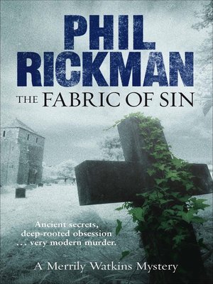 cover image of The Fabric of Sin