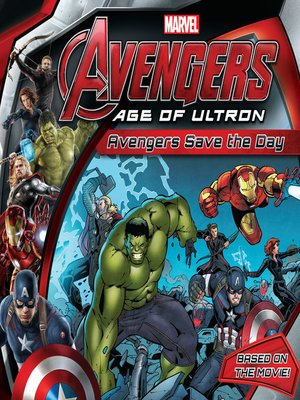 cover image of Avengers Save the Day