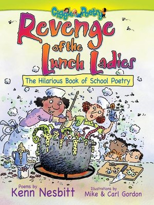 cover image of Revenge of the Lunch Ladies