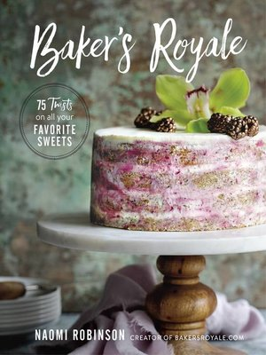 cover image of Baker's Royale