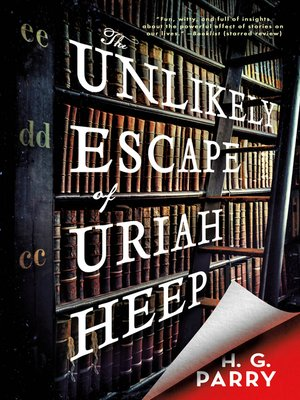 cover image of The Unlikely Escape of Uriah Heep