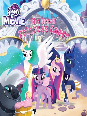 cover image of The Great Princess Caper