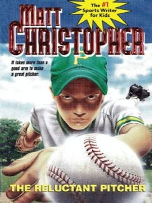 cover image of The Reluctant Pitcher
