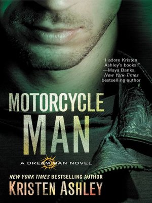 cover image of Motorcycle Man