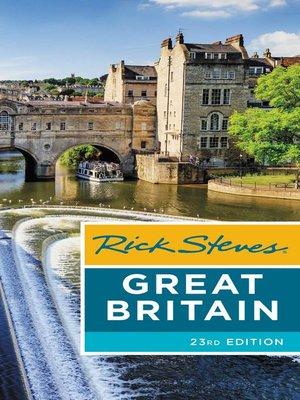 cover image of Rick Steves Great Britain