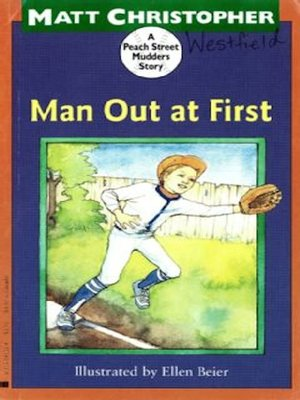 cover image of Man Out at First