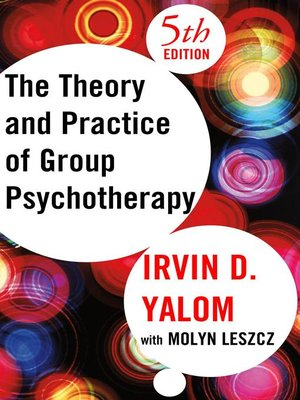 cover image of The Theory and Practice of Group Psychotherapy