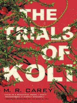 cover image of The Trials of Koli