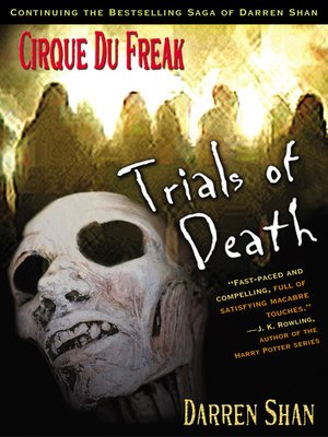 cover image of Trials of Death