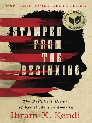 cover image of Stamped from the Beginning