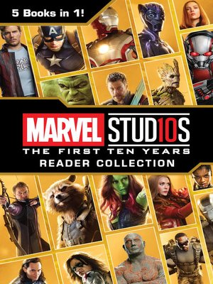 cover image of Marvel Studios: The First Ten Years