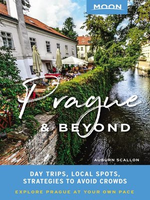 cover image of Moon Prague & Beyond