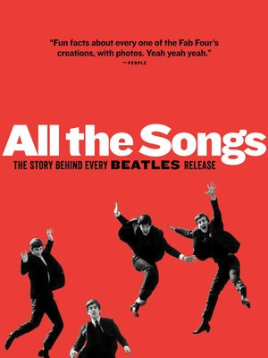 cover image of All the Songs