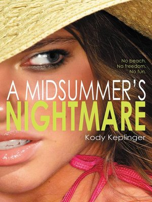 cover image of A Midsummer's Nightmare