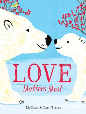 cover image of Love Matters Most