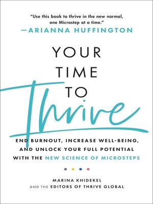 cover image of Your Time to Thrive