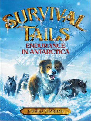 cover image of Endurance in Antarctica