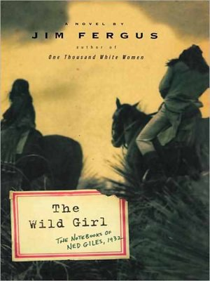 cover image of The Wild Girl