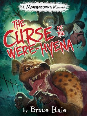 cover image of The Curse of the Were-Hyena