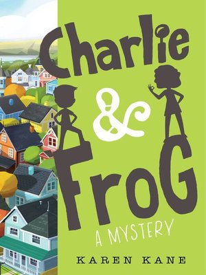cover image of Charlie and Frog Series, Book 1