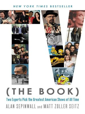cover image of TV (The Book)