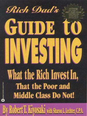 cover image of Rich Dad's Advisors®: Guide to Investing