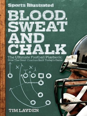 cover image of Sports Illustrated Blood, Sweat and Chalk