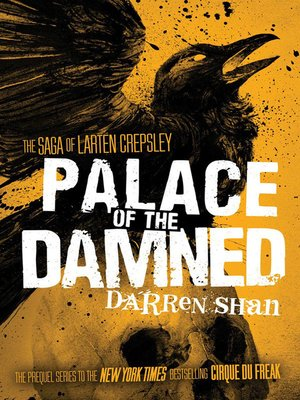 cover image of Palace of the Damned