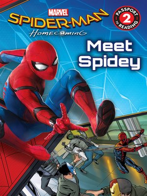 cover image of Meet Spidey
