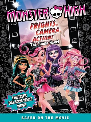 cover image of Frights, Camera, Action!