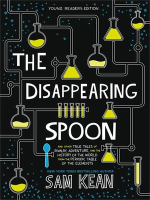 cover image of The Disappearing Spoon