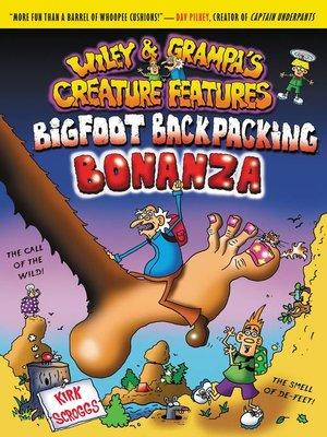 cover image of Bigfoot Backpacking Bonanza