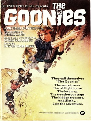 cover image of The Goonies