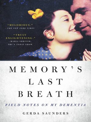 cover image of Memory's Last Breath
