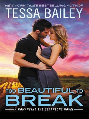 cover image of Too Beautiful to Break