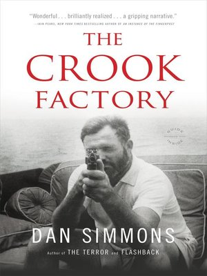cover image of The Crook Factory