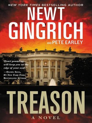cover image of Treason--A Novel