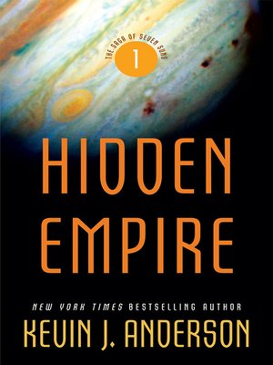 Cover image for Hidden Empire