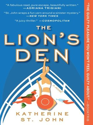cover image of The Lion's Den