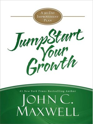 cover image of JumpStart Your Growth