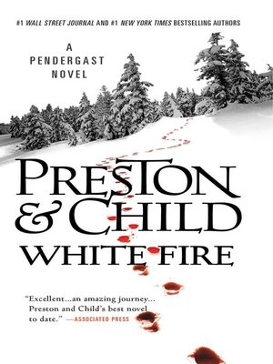 cover image of White Fire