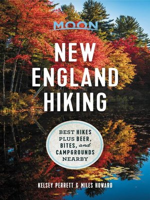 cover image of Moon New England Hiking